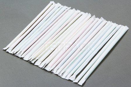 ống hút bọc giấy