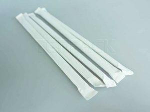 ống hút giấy bọc bao giấy